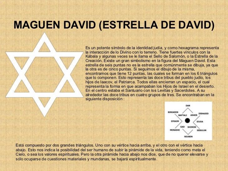 Simbolos judios - Simbolos y su significado ...