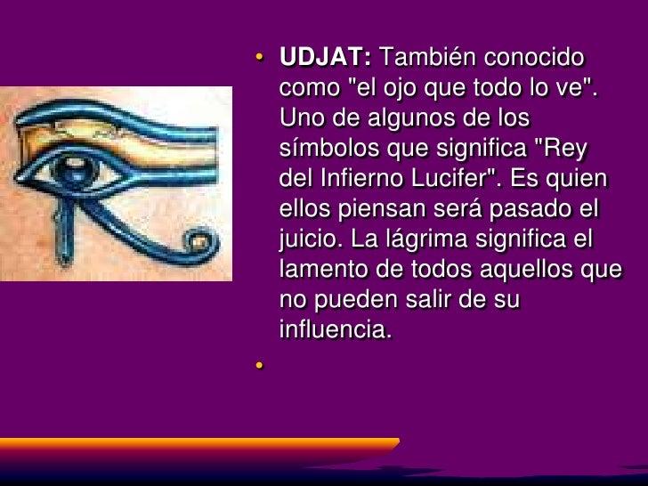 Simbolos satanicos - Simbolos y su significado ...