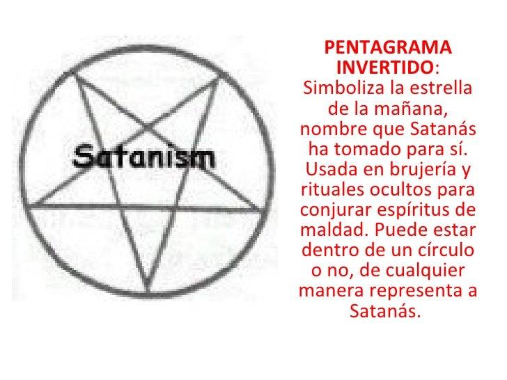 Simbolos satanicos y su significado - Simbolos y su significado ...