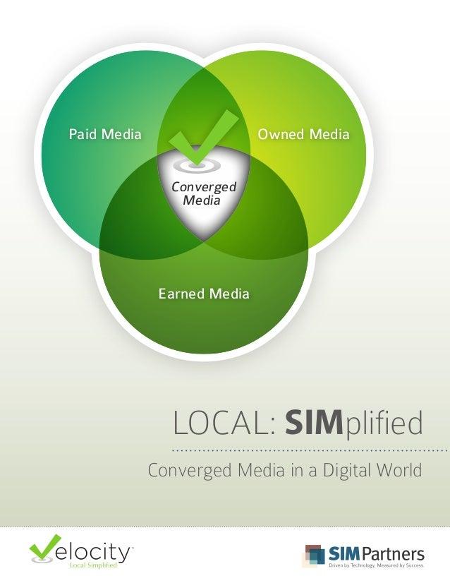 Converged Media in a Digital World
