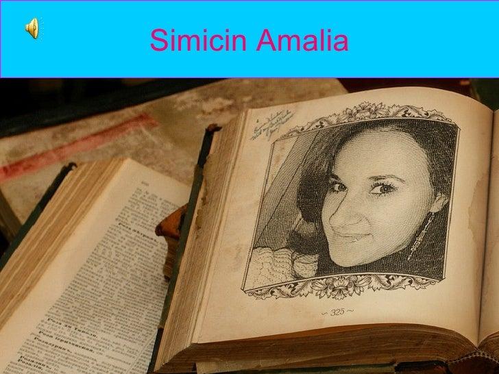 Simicin Amalia