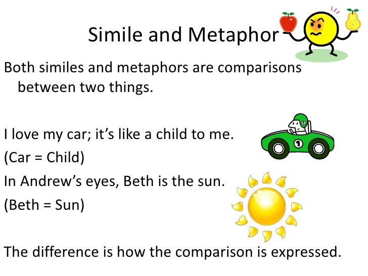 Poem With Metaphor Rhyme Simile Coursework Help