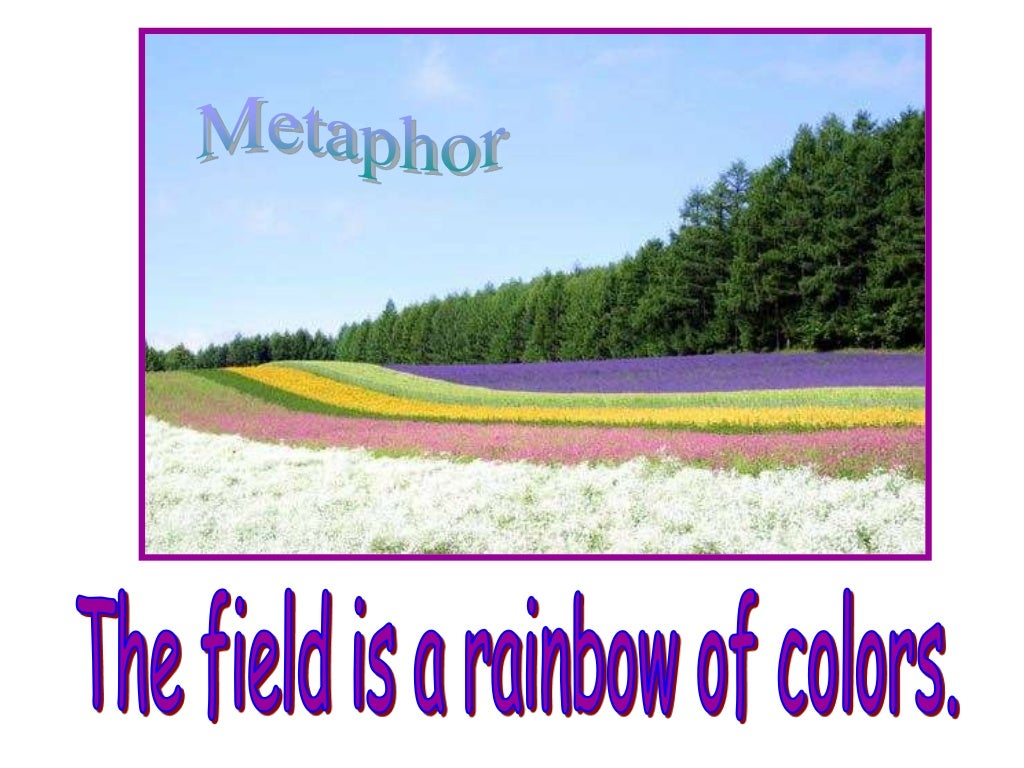 Simile and metaphor powerpoint