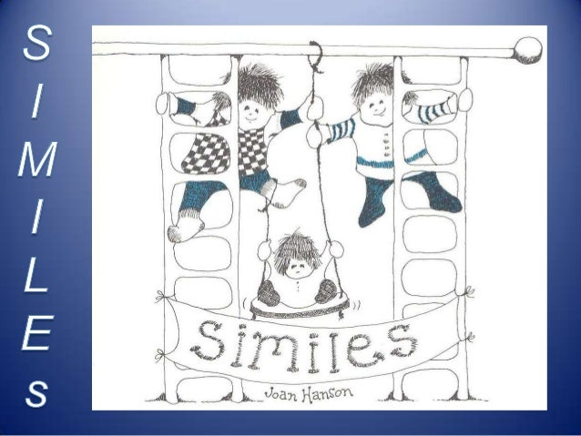 Similes for Second Graders