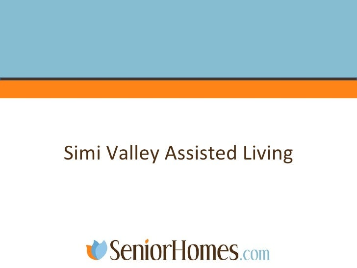 Simi Valley Assisted Living
