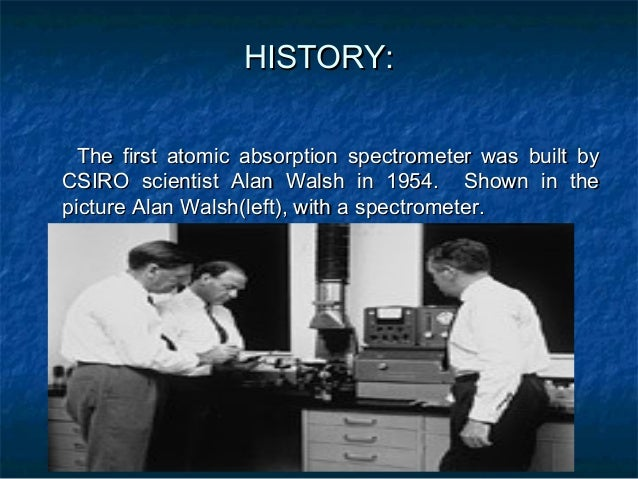 atomic spectroscopy essay Atomic absorption spectroscopy lab report - leave behind those sleepless nights working on your coursework with our writing service composing a custom research paper means work through a lot of stages modify the way you deal with your assignment with our approved service.