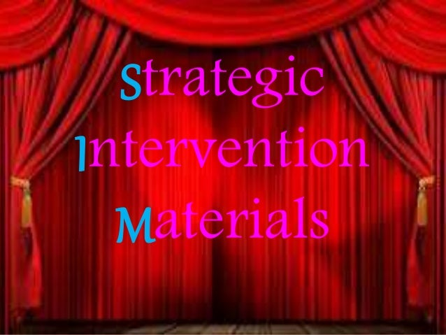 Strategic Intervention Materials Shannen Abegail R. Fernandez Physical Science 4-1