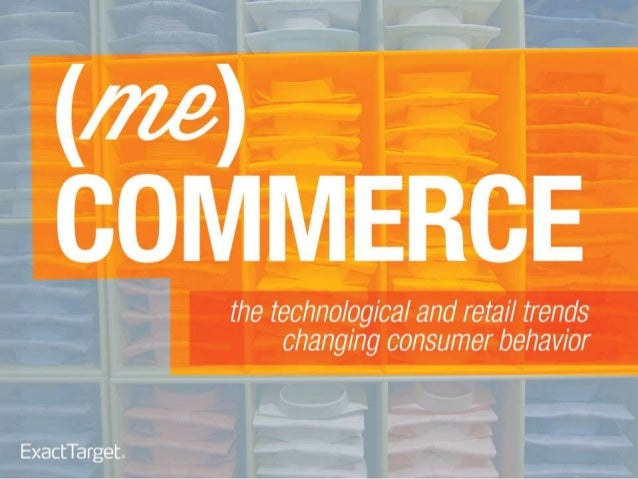 4 Technology and Retail Trends Changing Consumer Behavior