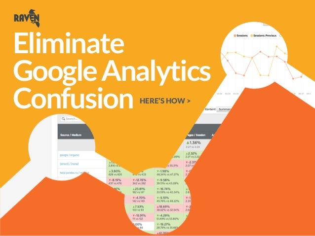 Eliminate Google Analytics Confusion with Raven