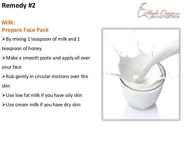 Best Home Remedy For Glowing And Fair Skin