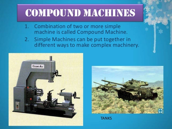 compund machine