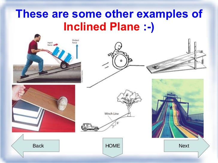 Inclined Plane Examples In Everyday Life u555u | images: inclined plane examples in everyday life