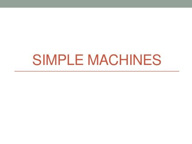machine levers