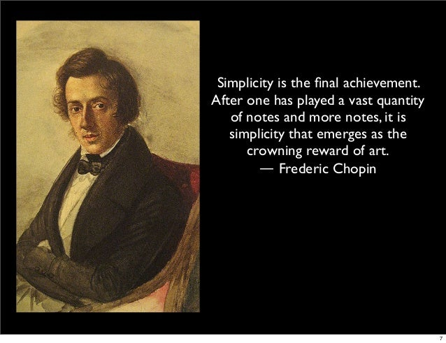 shakespeare and chopin For schumann, however, as for chopin and liszt, the conception was worked out   in shakespeare's the merchant of venice, act v, scene 1, we find this.