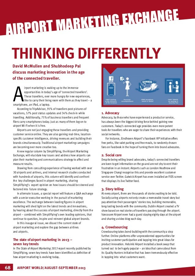 SimpliFlying Featured: Thinking Differently in the age of Connected Traveller
