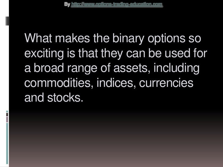 best way to win binary options