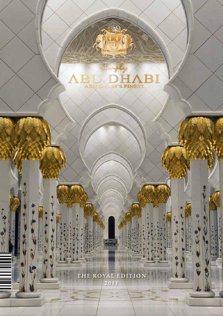 Simply Abu Dhabi The Premier Edition