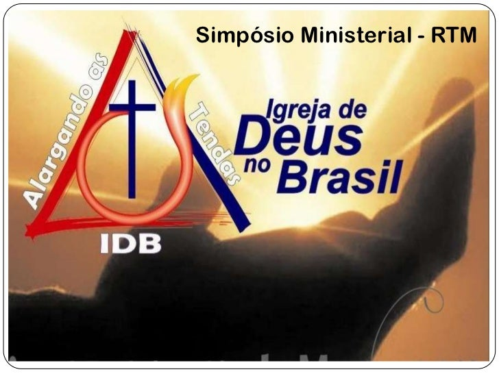 Simpósio Ministerial - RTM