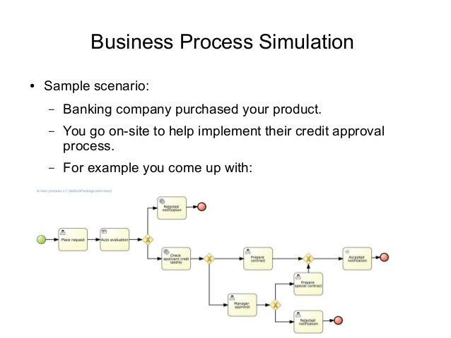 Business Process Simulation in jBPM