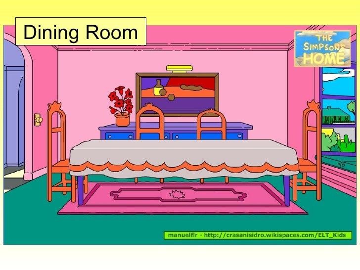Simpsons Dining Room