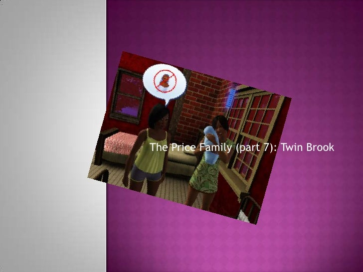 Sims 3   The Price Family (part 7)
