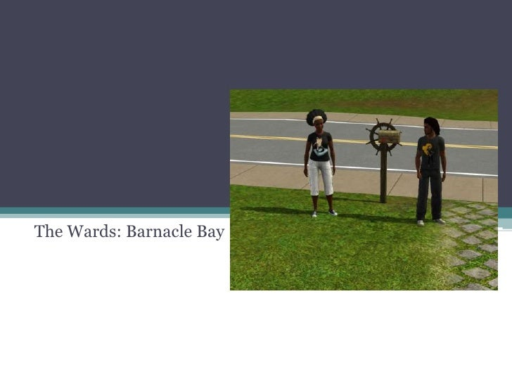 The Wards: Barnacle Bay<br />
