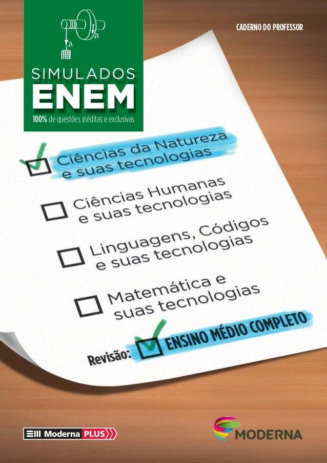 Moderna PLUS CADERNO DO PROFESSOR 100% de questões inéditas e exclusivas capas_plus.indd 13 15/9/14 11:07 AM