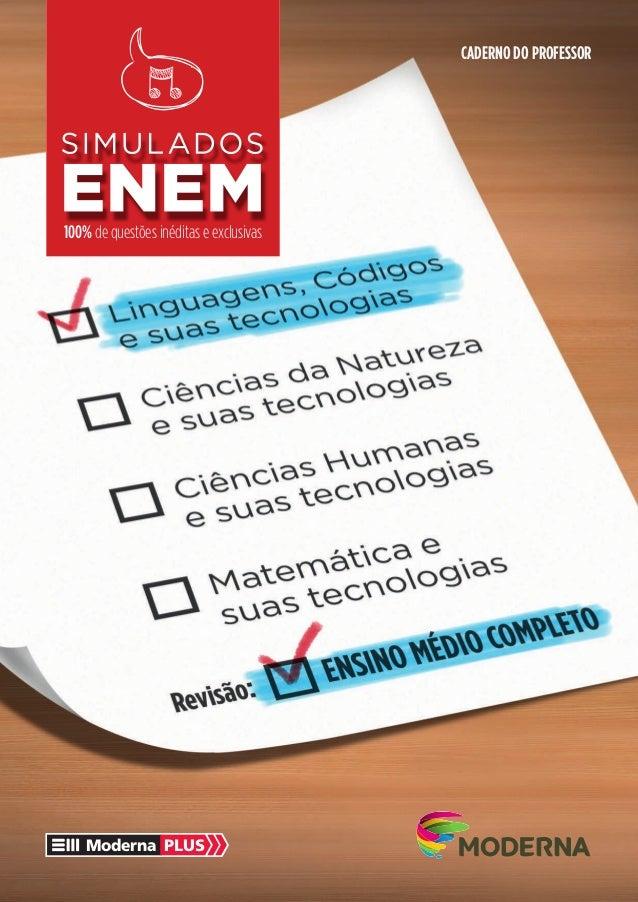 Moderna PLUS CADERNO DO PROFESSOR 100% de questões inéditas e exclusivas capas_plus.indd 4 15/9/14 11:06 AM