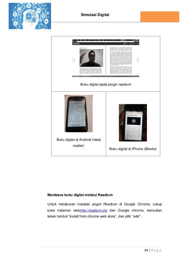 Epub plugin Chrome English