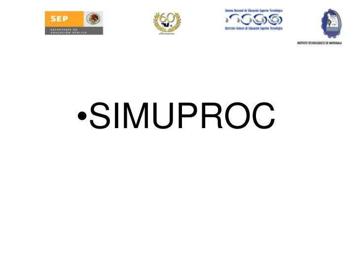 Simuproc