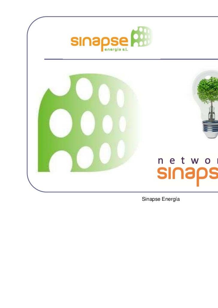 TELEGESTION ILUMINACION.Sinapse Energía