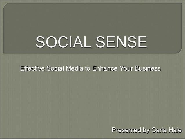 Sinclair University - Social Sense