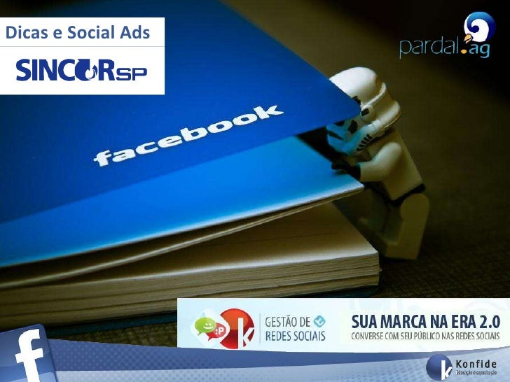 Dicas e Social Ads