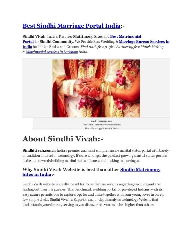 marriage portals india