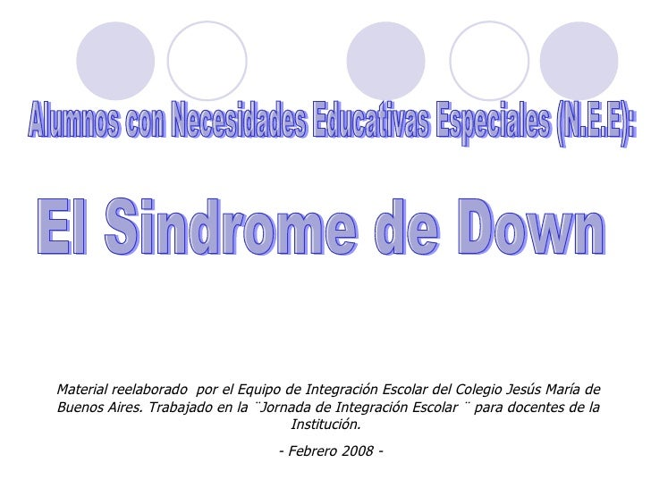 sindrome de down, power