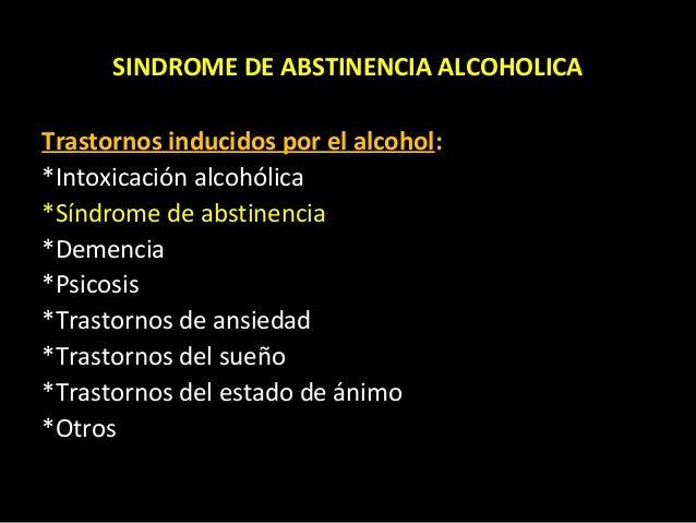 El tratamiento reconstructivo para los alcohólicos
