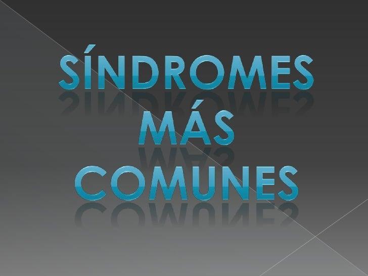 1.    Introducción           1.    Síndrome de Klinefelter                                  1.   Explicación2.    Síndrome...