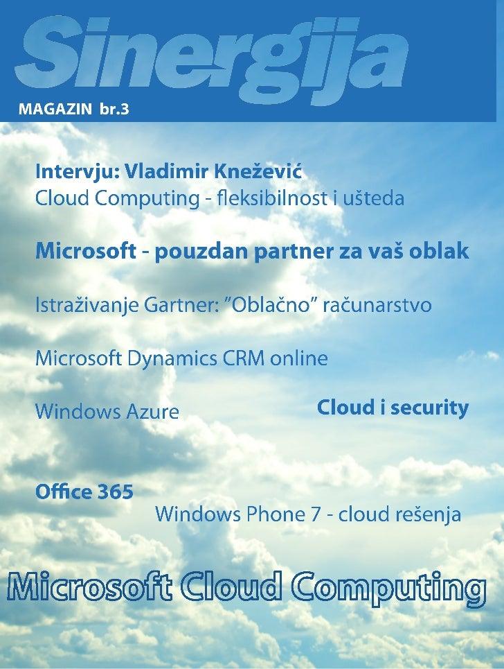 Sinergija 11 časopis
