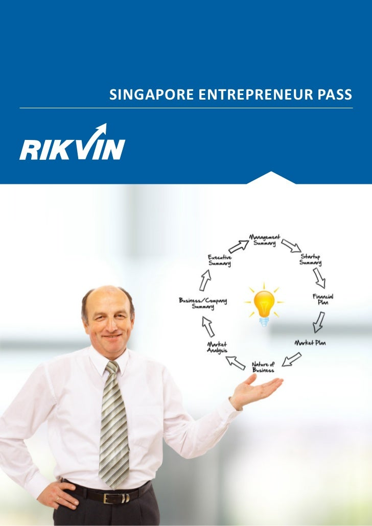 Singapore Entrepreneur Pass
