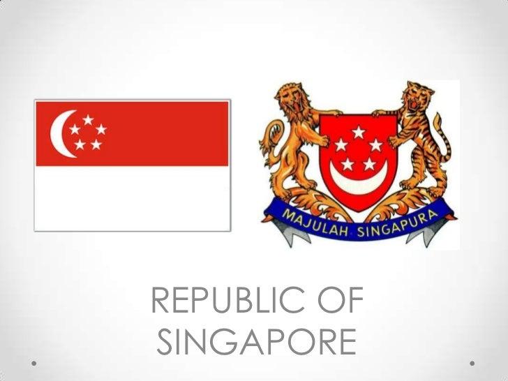 REPUBLIC OFSINGAPORE