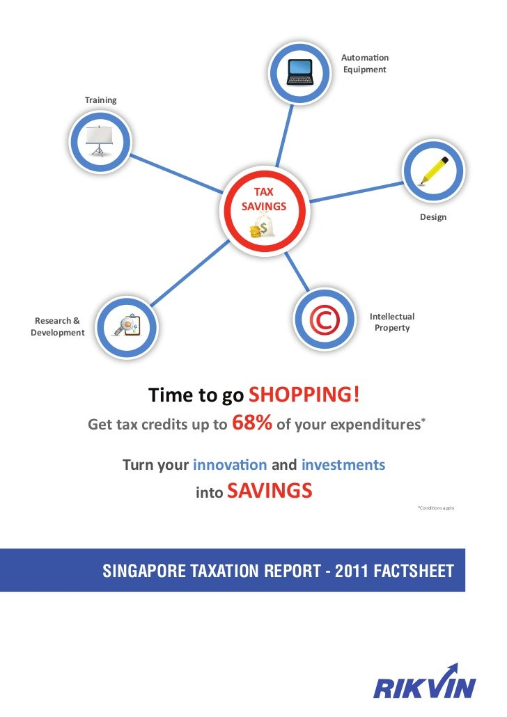 Singapore taxation 2011 fact sheet special 1