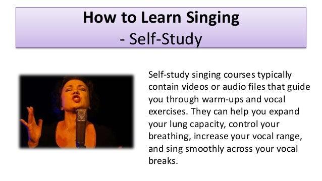 Explaining Sing Like Gerard Way