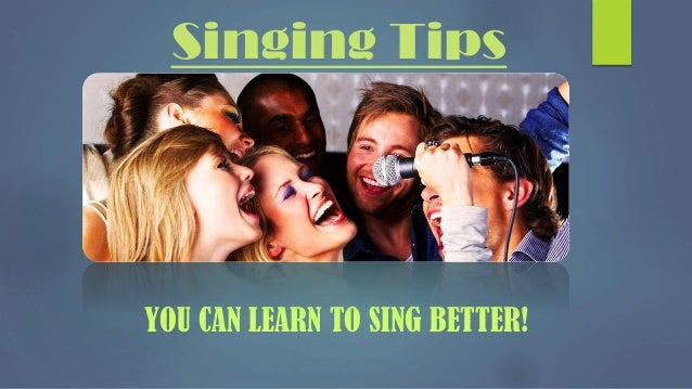 Can Non Singer Learn How To Sing? | Yahoo Answers