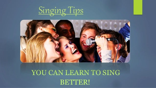 How To Sing Better Than Anyone Else Mini