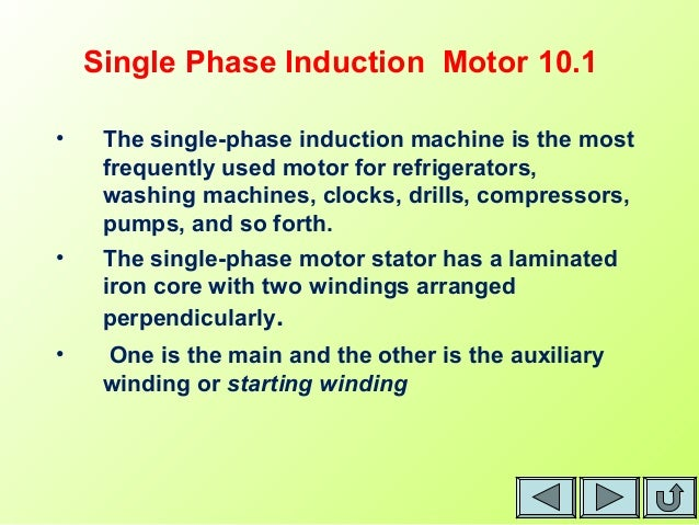 Single Phase Im Lecture 10 1