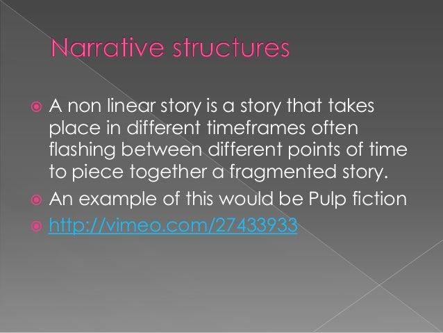 What does anti-narrative mean?