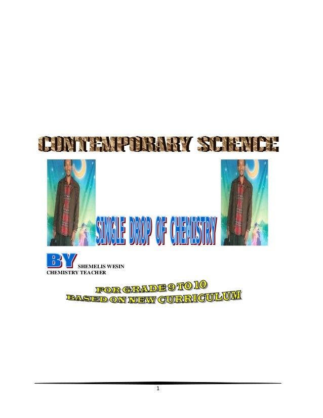 1 SHEMELIS WESIN CHEMISTRY TEACHER