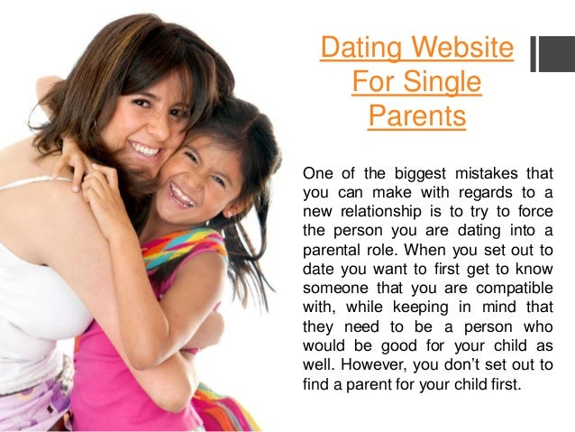 free single mums dating sites
