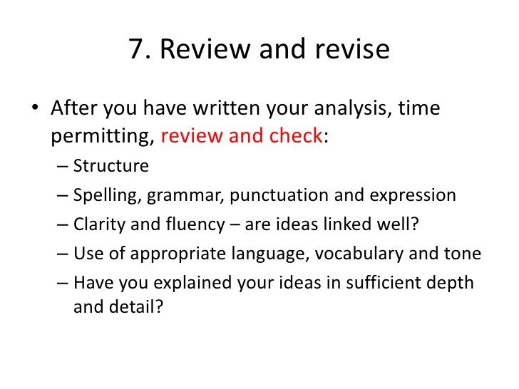 revising dissertation chapter