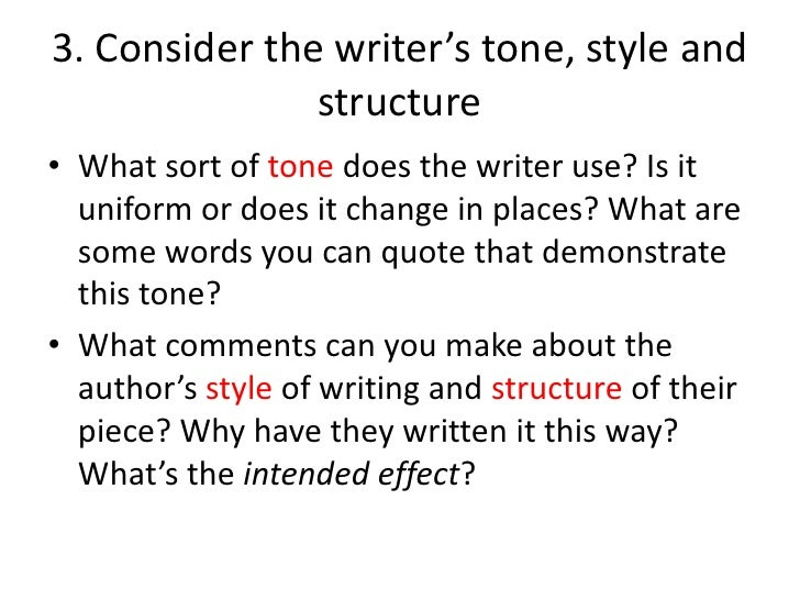 how your tone and writing style Academic writing, however, does not need to be complicated nor lacking in style ( apa, 2010, section 307) instead, it can be both engaging and clear.